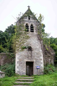 The Church of St Mary the Virgin in Tintern 17