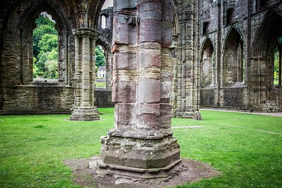 Tintern Abbey, Monmouthshire, South Wales 03