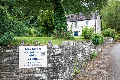Tintern Abbey Cottage in Tintern, South Wales 05