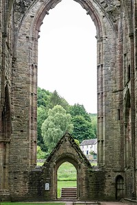 Tintern Abbey, Monmouthshire, South Wales 08