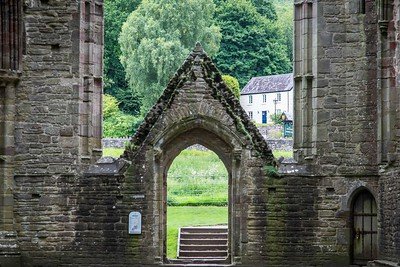 Tintern Abbey, Monmouthshire, South Wales 10