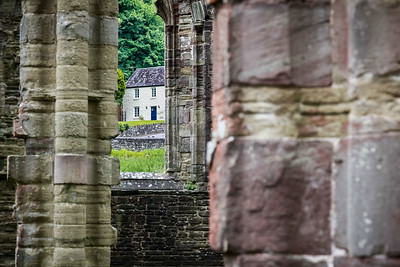 Tintern Abbey, Monmouthshire, South Wales 04