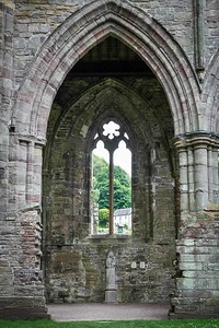 Tintern Abbey, Monmouthshire, South Wales 05