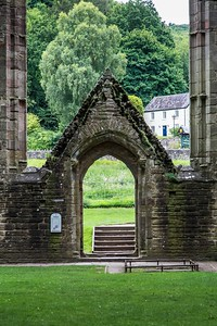 Tintern Abbey, Monmouthshire, South Wales 09
