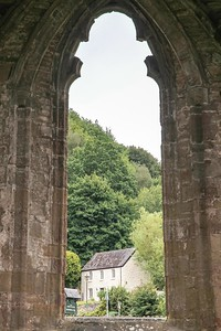 Tintern Abbey, Monmouthshire, South Wales 07