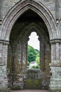Tintern Abbey, Monmouthshire, South Wales 06