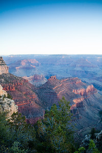 View from the South Rim @ Sunrise