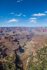 View from the South Rim