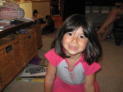 Mia's sister, Alex