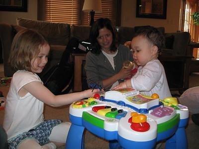 megan loved playtime