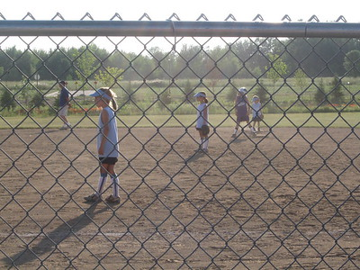 anna playing shortstop