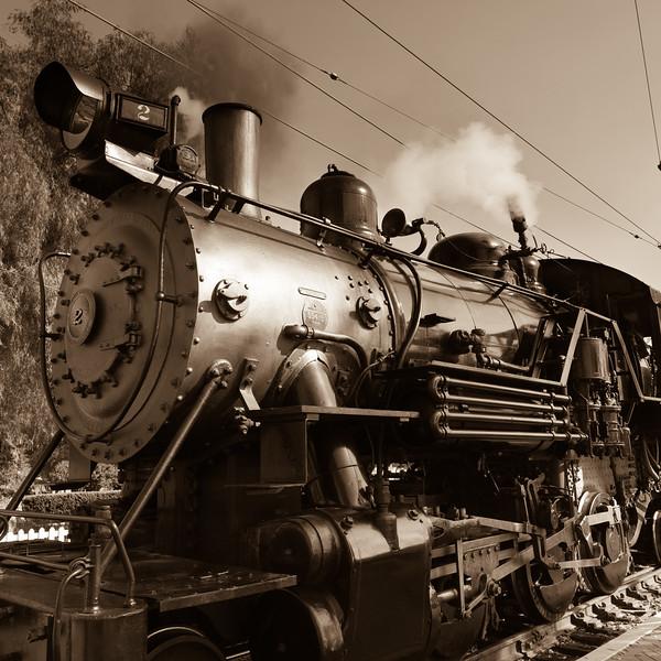 Orange Empire Railroad Museum