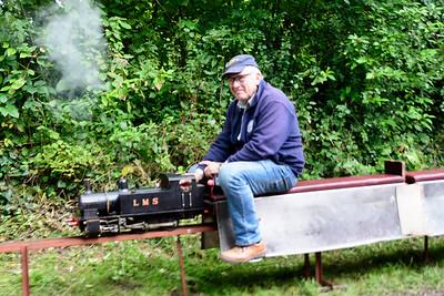 Rudyard Lake railway