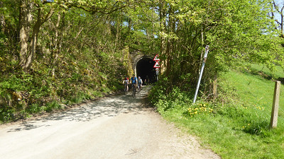 Cycle ride on Maifold Valley Trail