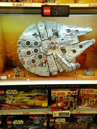 Lego, Manchester