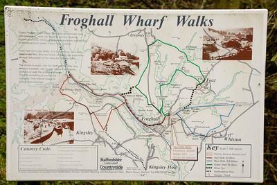 Froghall Wharf, 16th January