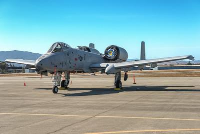 """A-10 Thunderbolt """"Warthog"""""""