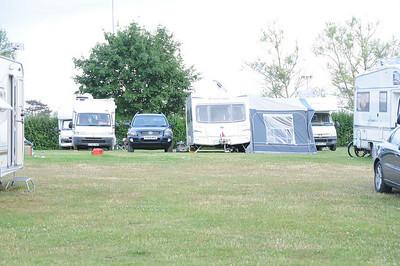Camping & Caravan Club Salisbury Site
