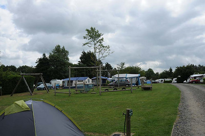 Camping & Caravan Club, Barley Meadow site