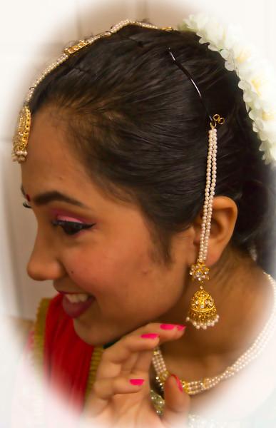 Radhika's Dance performance