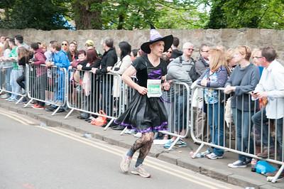 Edingburgh Marathon 26th May 2013