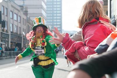 October 21st B'ham 1/2 Marathon 2012