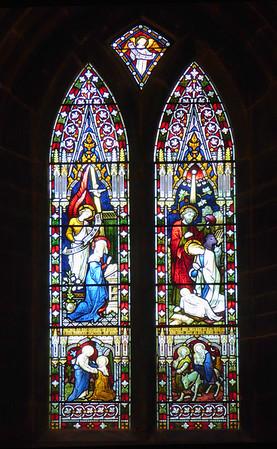 Presentation at Aston Parish Church 11th September 2014