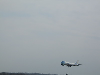 here comes air force one