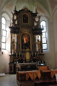 Mayrhofen Church