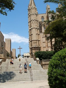 Around Palma Cathedral