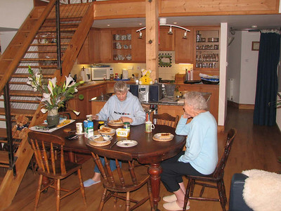 """Inside Steading Cottage, """"Our"""" Holiday Home"""