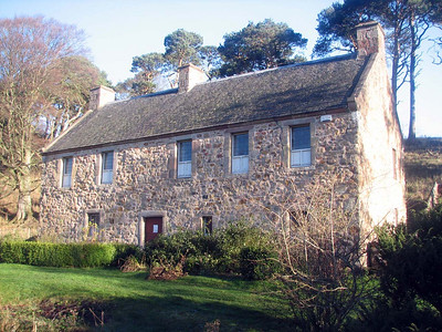 The Covenanter's House in Biggar