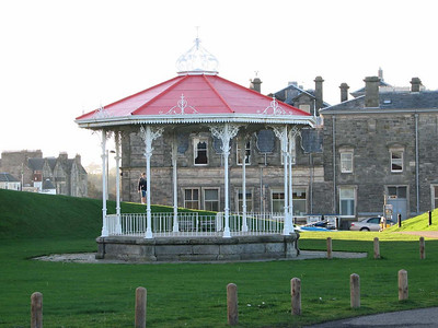 The Bandstand at St. Andrew's