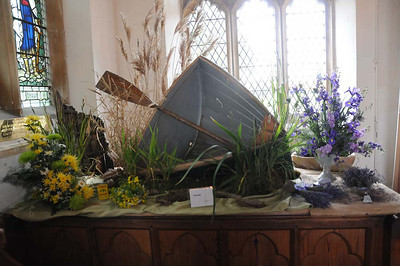 Great Glenham Flower Festival  - May 2009
