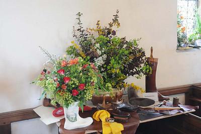 Great Glenham Flower Festival