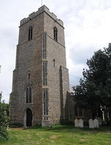 Great Glenham Church