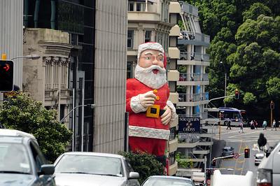 New Zealand Christmas Decorations