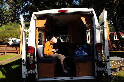 Campervan, Lower Hutt Wellington