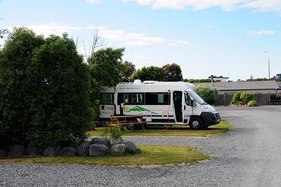 Campervan, Kaikoura