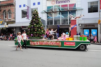 Christchurch Christmas Carnival
