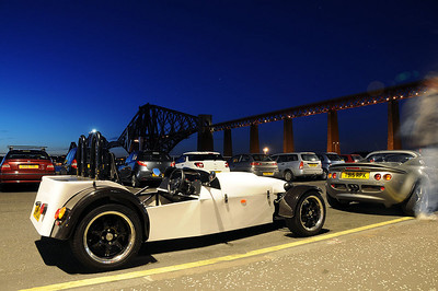 Sports Cars at South Queensferry