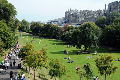 Princess Gardens Edinburgh