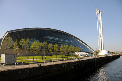 The Clyde at Glasgow