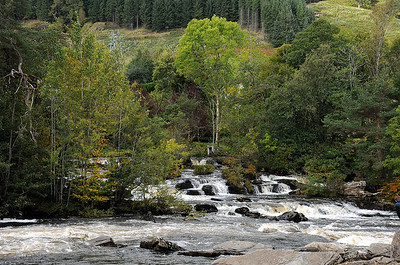 Falls of Dochart, Killin