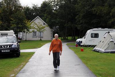 Camping & caravan club site - Loch Lomond