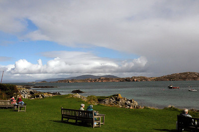 Our Trip to Iona - On the Island