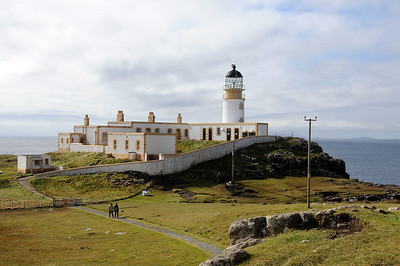 Neist Lighthouse  - Skye