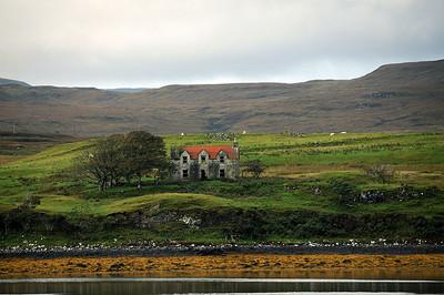 Kinloch Campsite  - Skye