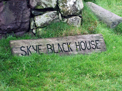Skye Black House