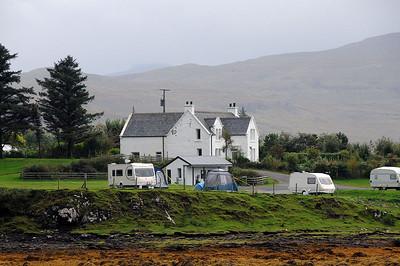 Kinloch Campsire Dunvegan, Isle of Skye